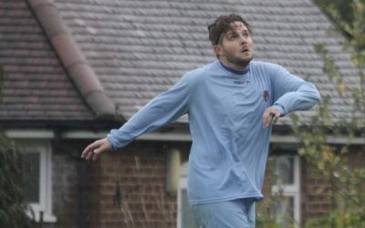 Adam Stolerman scored a hat-trick for Chigwell in their emphatic cup semi-final win