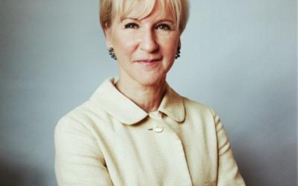 Margot Wallström