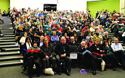A session at 2014 Limmud