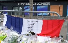 Four were shot dead by gunman Amedy Coulibaly in a terror attack at a kosher deli in France, January 2015