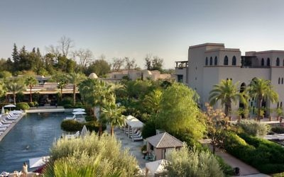 The Four Seasons is an oasis on the city's doorstep