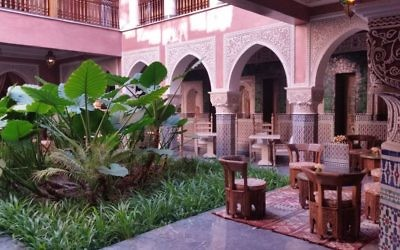 La Sultana's mesmeric interior offers a new world with every turned corner