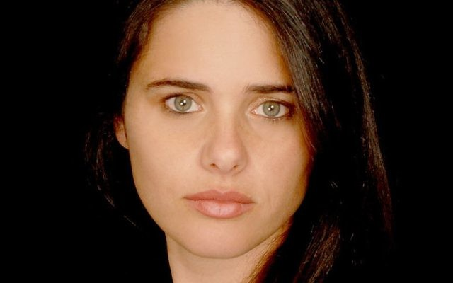 Right-wing MK Ayelet Shaked is Israel's Justice Minister