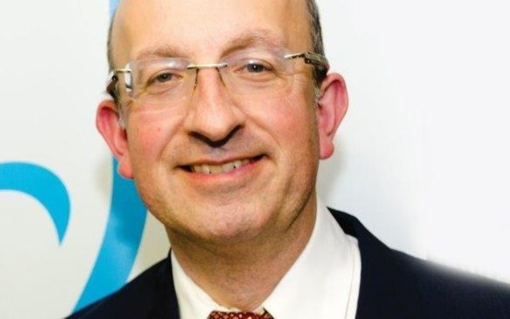 UJA chief executive Michael Wegier