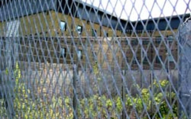 Colnbrook detention centre