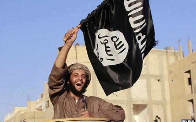 An Islamic State terrorist