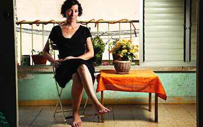 Author Ayelet Gundar-Goshen has written her second novel, Waking Lions and is working on the screen adaptation of her award-winning debut, One Night, Markovitch