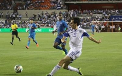 Benayoun, Israel's most capped player, was booed by a group of supporters during Sunday's 3-0 home loss to Albania.