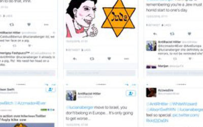 The hatred online that Luciana Berger was sent