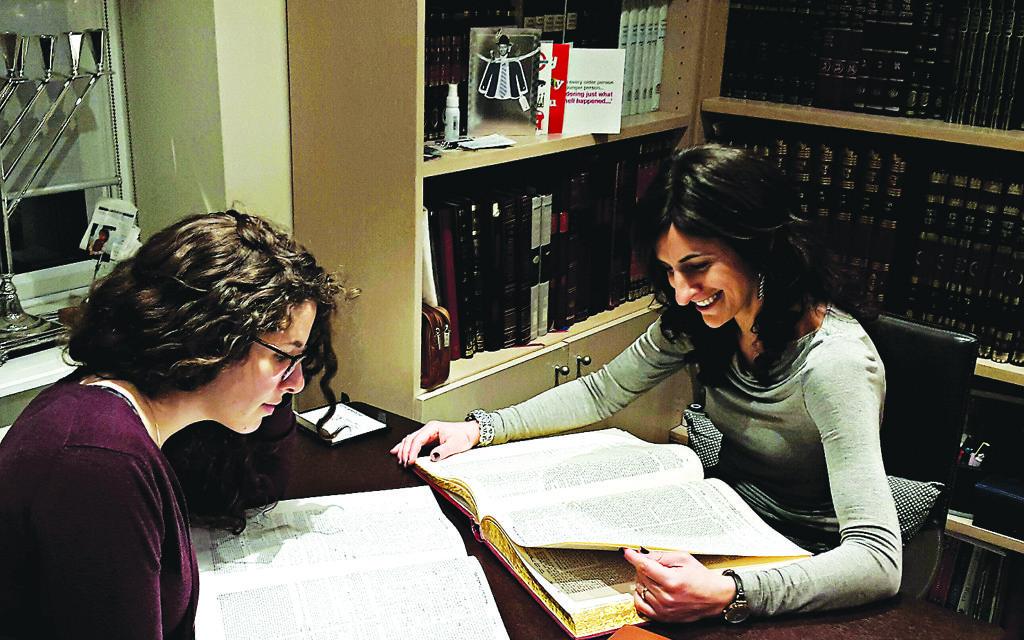 Like-minded leaders:Leah Sarna
