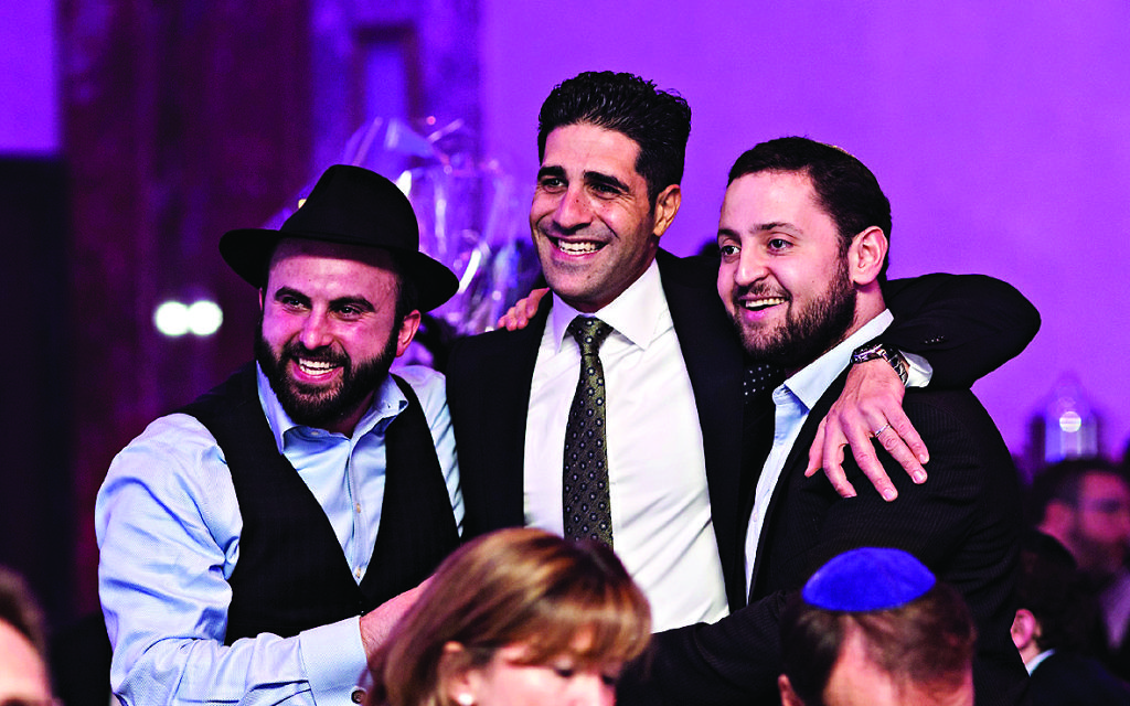 22.03.2016 Images from the Chabad Dinner at the Lancaster Hotel  (C) Blake Ezra Photography Ltd. 2016
