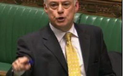 Ex-MP David Ward