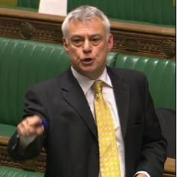 Ex-MP David Ward