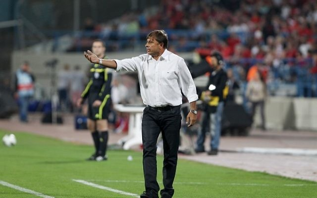 Elisha Levy has left his role as manager of the Israeli football team