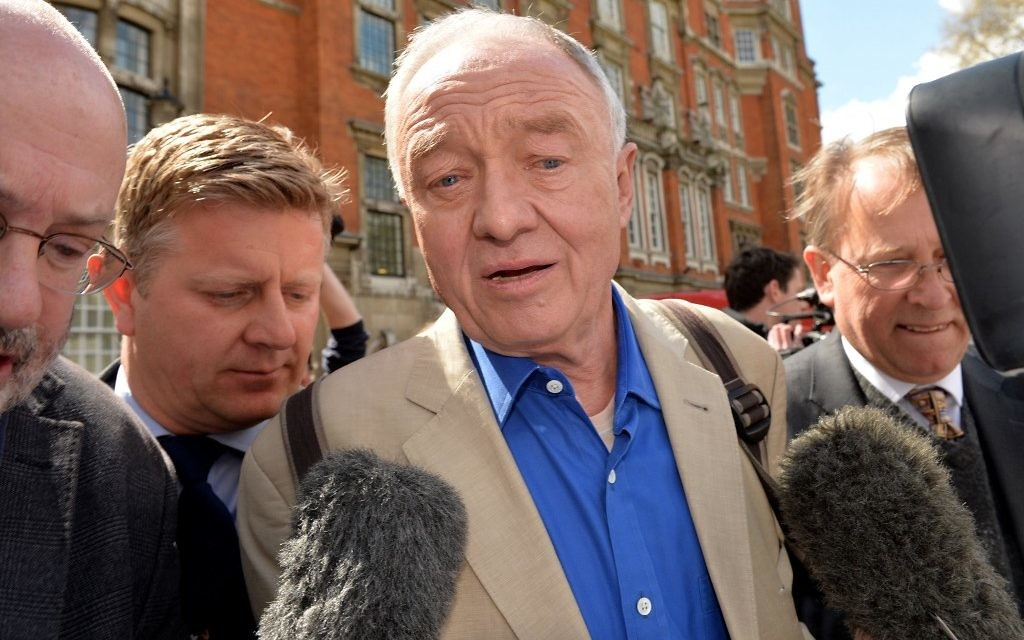Ken Livingstone was suspended by the Labour Party in 2016