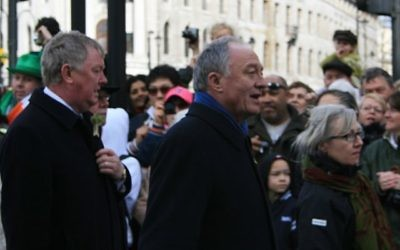 London's former mayor, Ken Livingstone