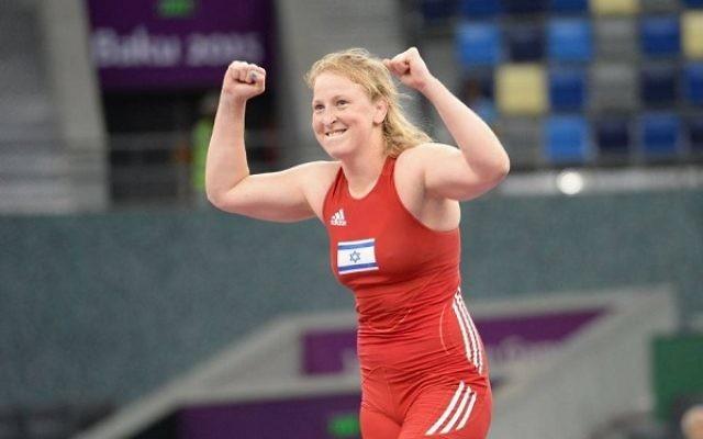 Ilana Kratysh was beaten in her opening match