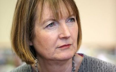 Former Labour deputy leader Harriet Harman