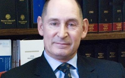Sir Terence Etherton