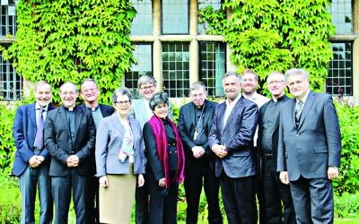 Faith leaders meet in Cambridge