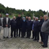 "Meeting ""Mothers of Srebrenica"""