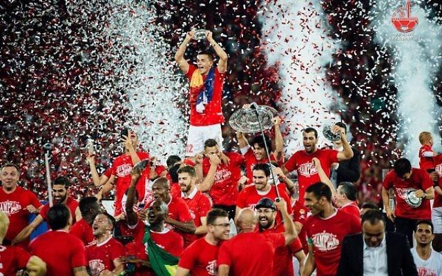 Picture: Hapoel Beersheva FC