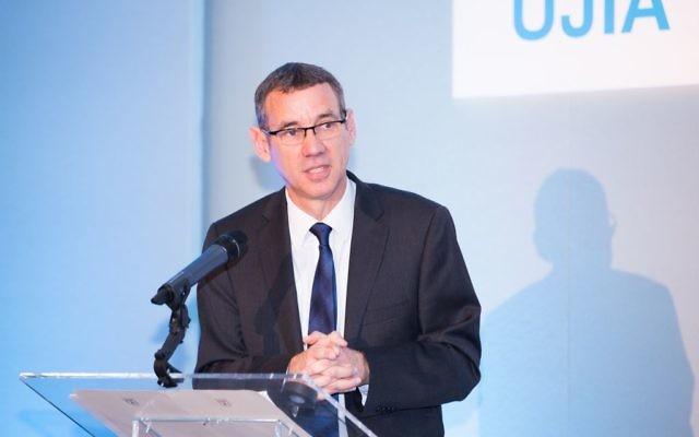Ambassador Mark Regev