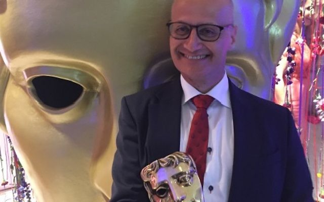 Jewish producer wins Bafta for The Murder Detectives