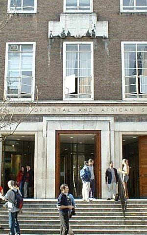 The London School of Oriental and African Studies (SOAS)