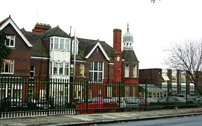 Hasmonean's boy school