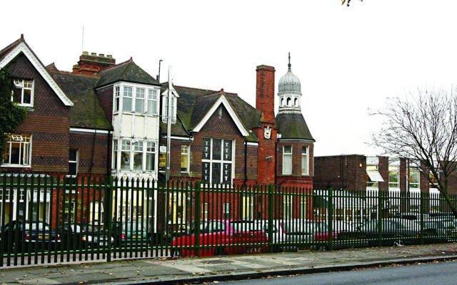 Hasmonean's boy school