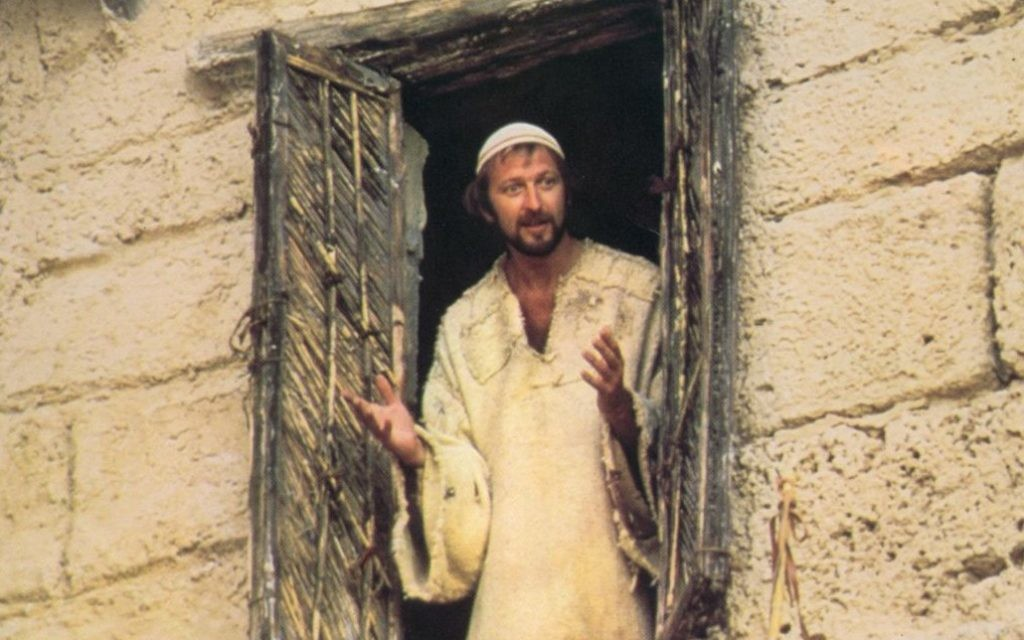 He's not the messiah! Brian from Monty Pyhton's famous film.  (Picture credit: Moviestore/Rex/Shutterstock)