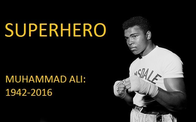 File photo dated 06/05/66 of boxing legend Muhammad Ali, who has died at 74.