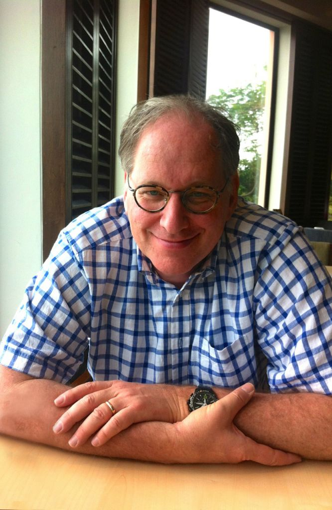 British_Australian director Simon Target 1