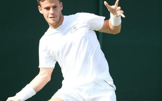 Diego Schwartzman suffered a first round exit on Tuesday evening at Wimbledon