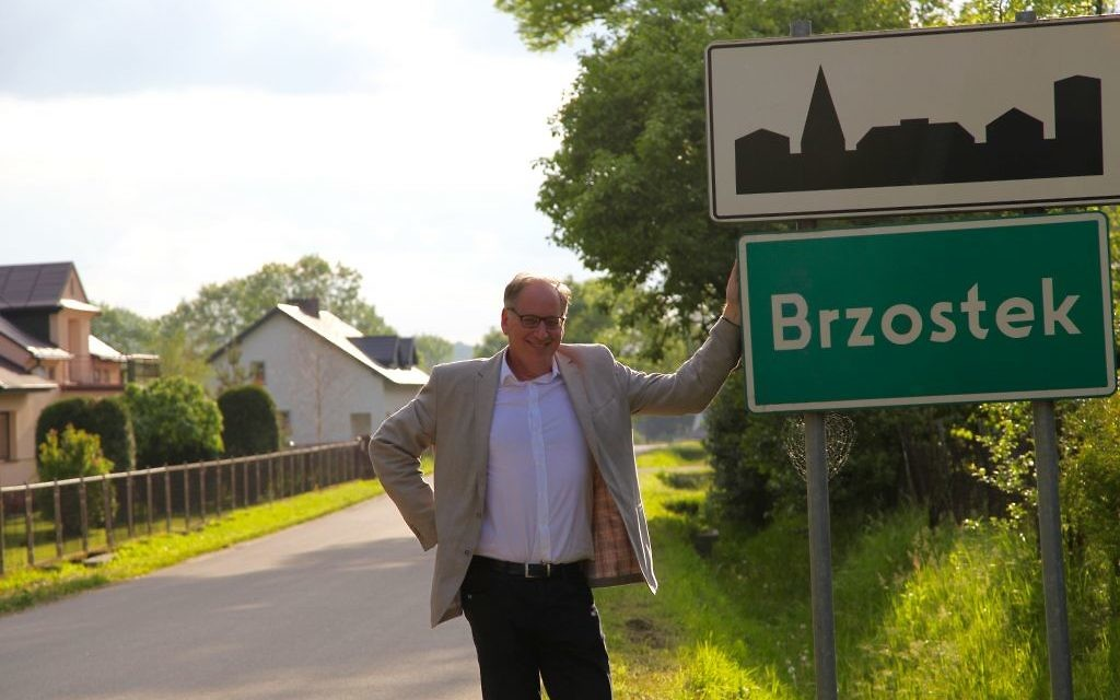 Simon Target, director of the critically-acclaimed documentary, A Town Called Brzostek