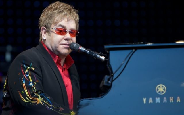 Elton John will play at Oswiciem's Life Festival later this month