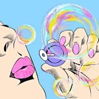Forever bubbles