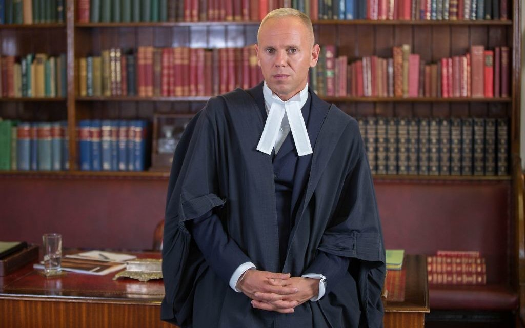 Judge Robert Rinder