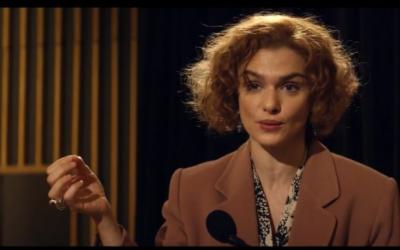 Rachel Weisz stars as historian Deborah Lipstadt