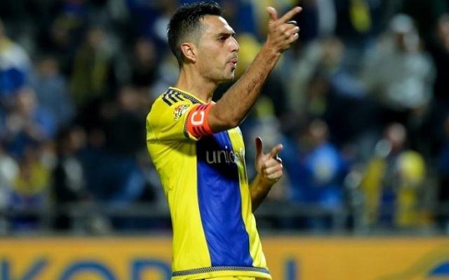 Eran Zahavi has sealed a lucrative deal to the Chinese Super League