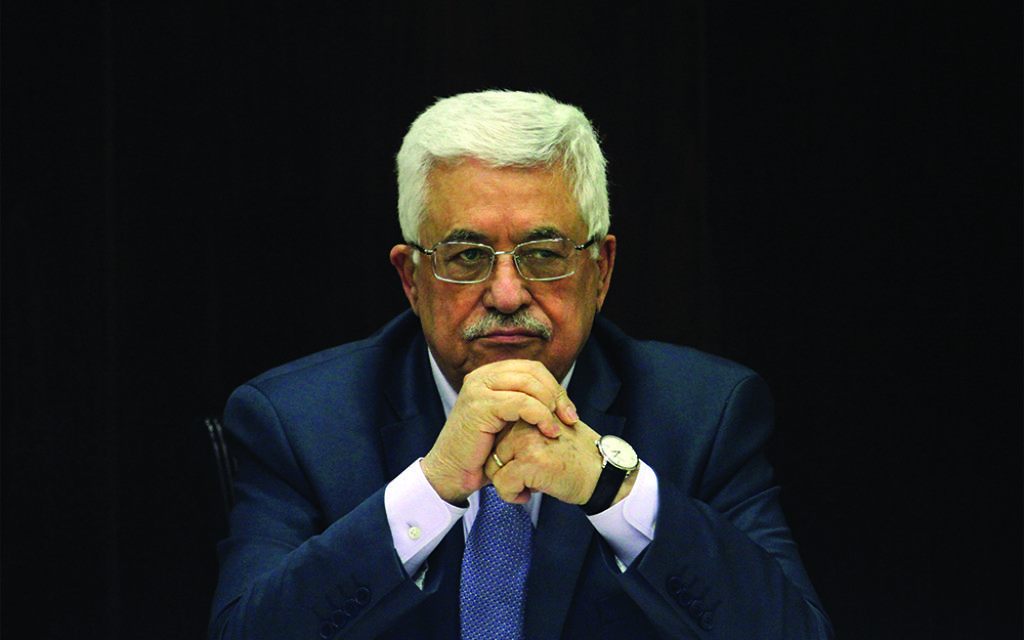 Mahmoud Abbas ends Palestinians' agreements with Israel
