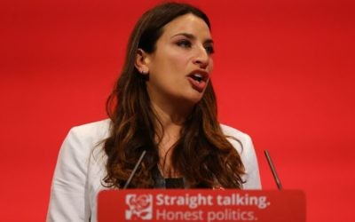 Liverpool Wavertree MP Luciana Berger