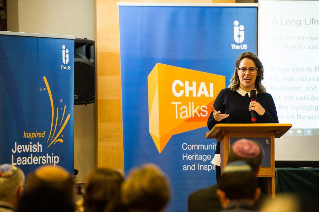 Rebbetzen Epstein, Living & Learning, United Synagogue (Blake Ezra Photography)