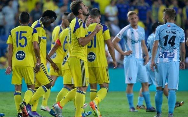 Picture: Maccabi Tel Aviv FC