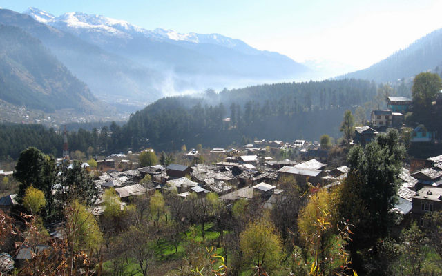 Manali in northern India