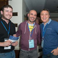 Paul Bloomfield, Aaron Abraham and Simon Rothstein
