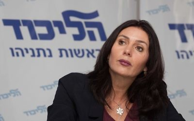 Miri Regev , Israeli sports minister, called the move 'unbelievable'