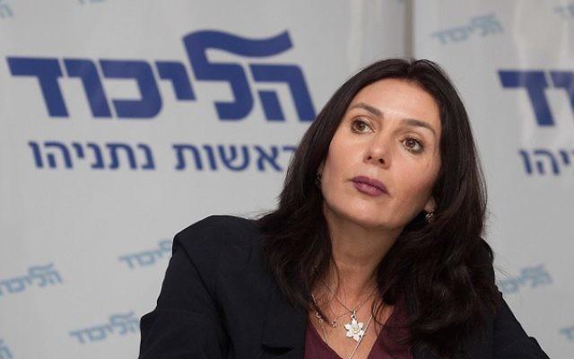Miri Regev , Israeli sports minister, called the move 'unbelievable'