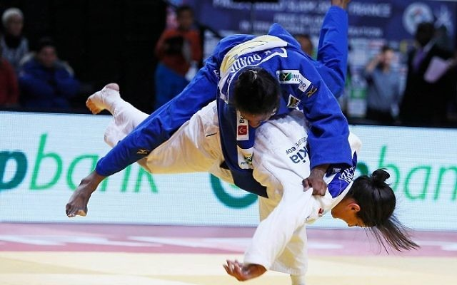 Yarden Gerbi is a is a former judo world champion